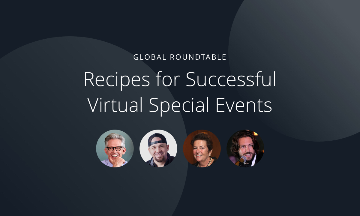 Watch Online: Case Studies for Successful Virtual Special Events